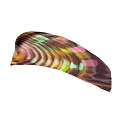 Wave Rings Circle Abstract Stretchable Headband