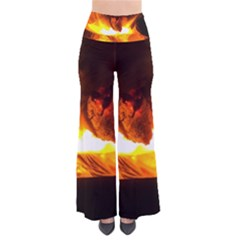 Fire Rays Mystical Burn Atmosphere Pants