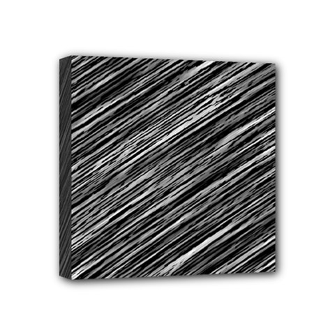 Background Structure Pattern Mini Canvas 4  X 4  by Nexatart