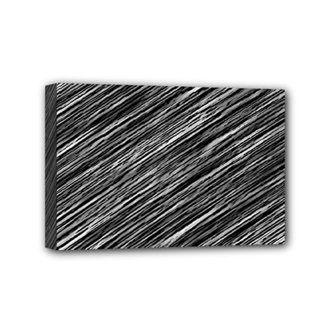 Background Structure Pattern Mini Canvas 6  X 4