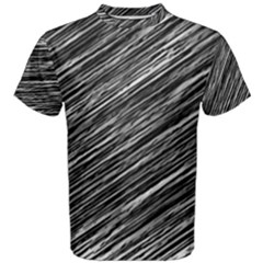Background Structure Pattern Men s Cotton Tee