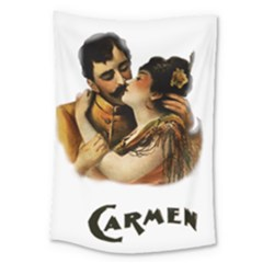 Carmen Large Tapestry by Valentinaart