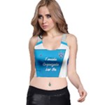 Paysandu Camisa 01b - Racer Back Crop Top