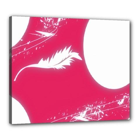 Hintergrund Tapete Texture Canvas 24  X 20  by Nexatart