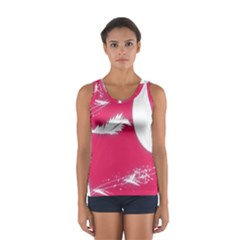 Hintergrund Tapete Texture Women s Sport Tank Top