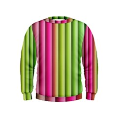 Vertical Blinds A Completely Seamless Tile Able Background Kids  Sweatshirt