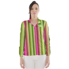 Vertical Blinds A Completely Seamless Tile Able Background Wind Breaker (women)