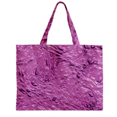 Thick Wet Paint G Zipper Mini Tote Bag by MoreColorsinLife