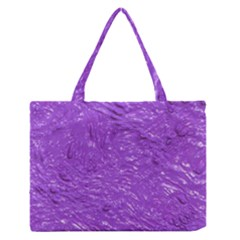 Thick Wet Paint I Medium Zipper Tote Bag by MoreColorsinLife