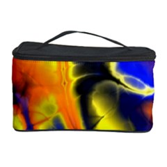 Fractal Art Pattern Cool Cosmetic Storage Case