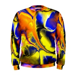 Fractal Art Pattern Cool Men s Sweatshirt
