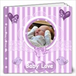 Baby Love - 12x12 Photo Book (20 pages)