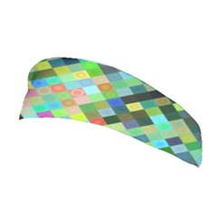 Pixel Pattern A Completely Seamless Background Design Stretchable Headband