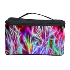 Fractal Fireworks Display Pattern Cosmetic Storage Case by Nexatart