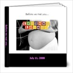 Pregnancy - 8x8 Photo Book (30 pages)