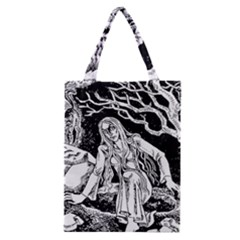 Vampire  Classic Tote Bag by Valentinaart