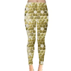 Cleopatras Gold Leggings  by psweetsdesign