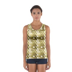 Cleopatras Gold Women s Sport Tank Top  by psweetsdesign