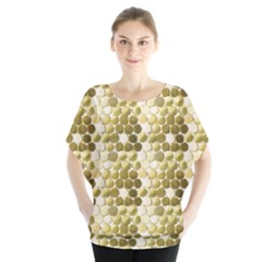 Cleopatras Gold Blouse by psweetsdesign