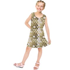 Cleopatras Gold Kids  Tunic Dress by psweetsdesign