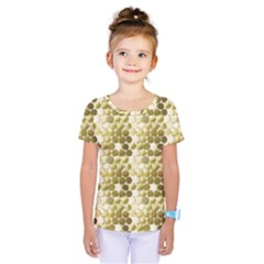 Cleopatras Gold Kids  One Piece Tee