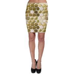 Cleopatras Gold Bodycon Skirt by psweetsdesign