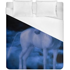 Magical Unicorn Duvet Cover (california King Size) by KAllan