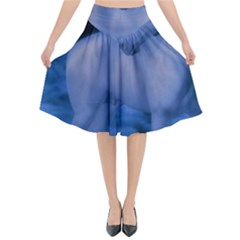 Magical Unicorn Flared Midi Skirt by KAllan