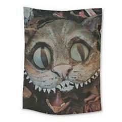 Cheshire Cat Medium Tapestry by KAllan