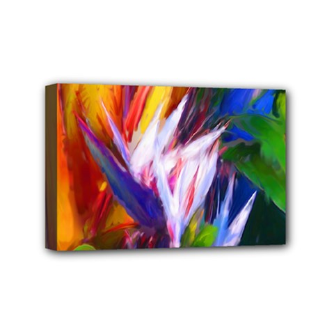 Palms02 Mini Canvas 6  X 4  by psweetsdesign
