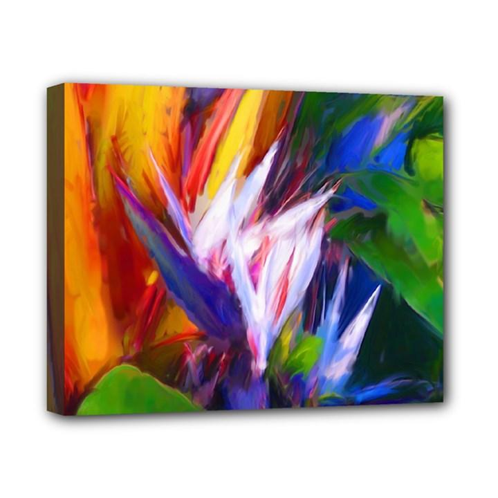 Palms02 Canvas 10  x 8
