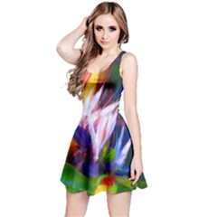 Palms02 Reversible Sleeveless Dress by psweetsdesign