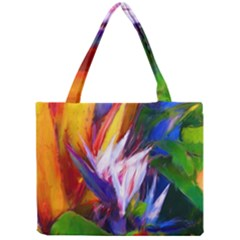 Palms02 Mini Tote Bag by psweetsdesign