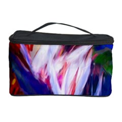 Palms02 Cosmetic Storage Case by psweetsdesign
