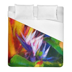 Palms02 Duvet Cover (full/ Double Size)