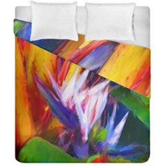 Palms02 Duvet Cover Double Side (california King Size) by psweetsdesign