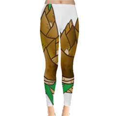 Young Bamboo Leggings  by Mariart