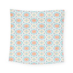 Star Sign Plaid Square Tapestry (small) by Mariart