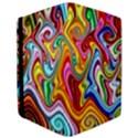 Rainbow Gnarls Apple iPad Pro 12.9   Flip Case View3