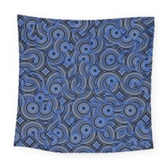 Broken Pattern C Square Tapestry (large) by MoreColorsinLife