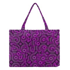 Broken Pattern B Medium Tote Bag by MoreColorsinLife