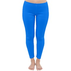 Azure Classic Winter Leggings by SimplyColor