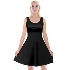 Simply Black Reversible Velvet Sleeveless Dress by SimplyColor