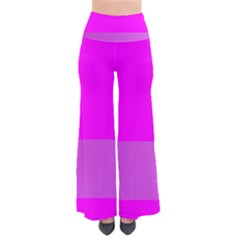 Line Pink Pants by Mariart