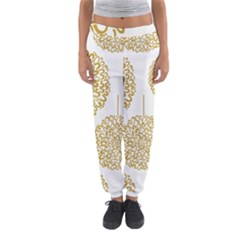 Loboloup Hydrangea Quote Floral And Botanical Flower Women s Jogger Sweatpants by Mariart