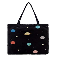Planets Space Medium Tote Bag by Mariart