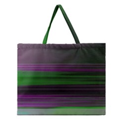 Screen Random Images Shadow Zipper Large Tote Bag by Mariart