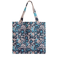 Sunbathing Beach Sea Zipper Grocery Tote Bag by Mariart