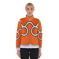 Taurus Symbol Sign Orange Winterwear by Mariart
