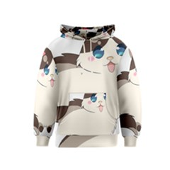 Ragdoll Cat For Life Kids  Pullover Hoodie